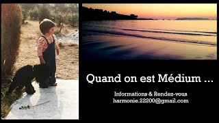 Elisabeth Médium - Quand on est médium...