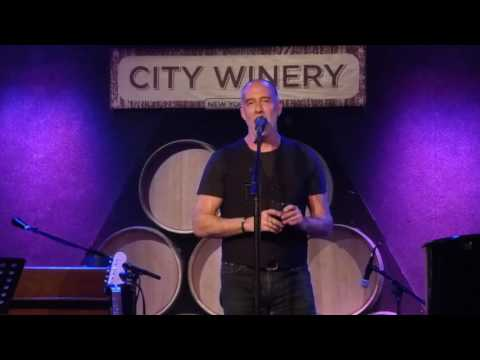 Marc Cohn Intro Jackson Browne  2-15-17 City Winery, NYC