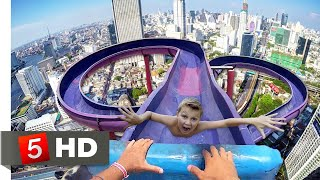 10 Most INSANE BANNED Waterslides YOU CAN'T RIDE ANYMORE!