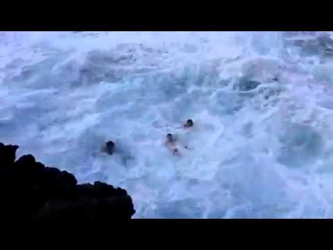 Dangerous tide !!!