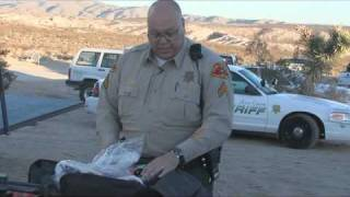 """The Mojave""  Kern County California Sheriff"