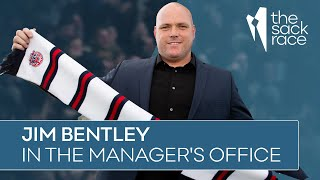Jim Bentley - In The Manager's Office #3 | The Sack Race