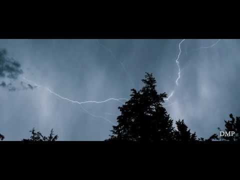 Relaxation - Thor - Gros Orage 2016 Nord France, Meditation EPIC THUNDER Sounds For Relaxing