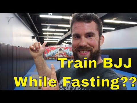 Should I Intermittent Fast for BJJ Training Or Competitions ?