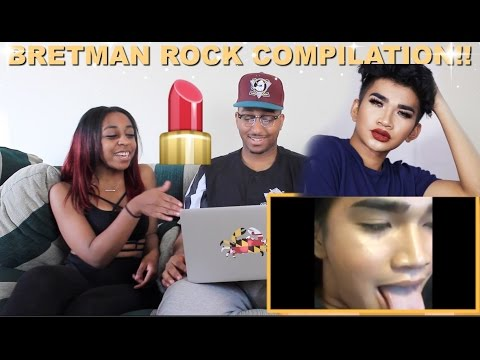 Couple Reacts : FUNNY 150 BRETMAN ROCK Instagram/Vines Compilation Reaction!!!