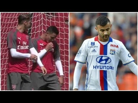 Alexis Kisses The Badge & Monaco's Lemar Replacement | AFTV Transfer Daily