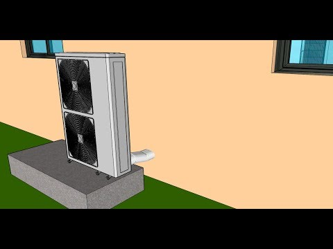 Pompe à Chaleur Ollioules ▷ Devis/Coût : Installation PAC Air-Eau, Aerothermie