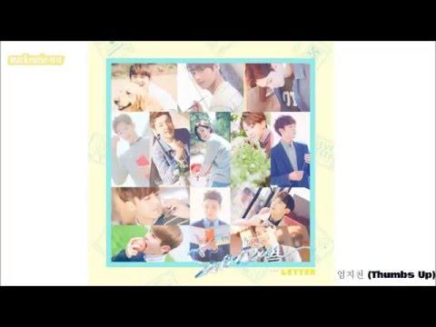 SEVENTEEN 세븐틴 1st Full Album FIRST 'LOVE&LETTER' FULL ALBUM