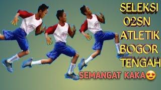 Seleksi O2SN Atletik 2019 Bogor Tengah // Fathy SD Papandayan
