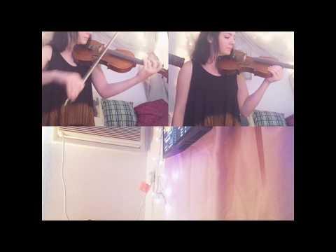 Lorde - Writer In The Dark (violin cover)