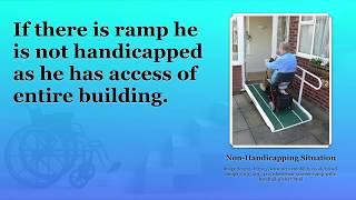 Impairment, Disability & Handicap