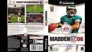 Madden NFL 2006 (Nintendo GameCube) San Francisco 49ers vs. Miami Dolphins