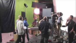 Avril Lavigne - Making of the Black Star Commercial