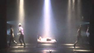 Frantic Assembly Ignition 2009 Bed Scene