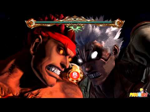 Asura's Wrath - Lost Episode 1 - Asura vs Ryu!