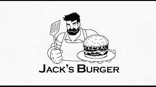 """Jack's Burger в #поискахИДЕАЛЬНОГОбургера. 3 выпуск - """"Капитан Бургер"""" бургеры Новосибирск."""