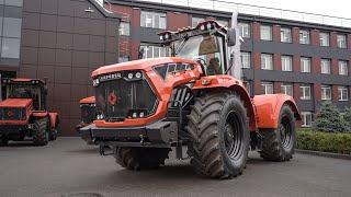 Я узнал из чего сделан трактор Кировец