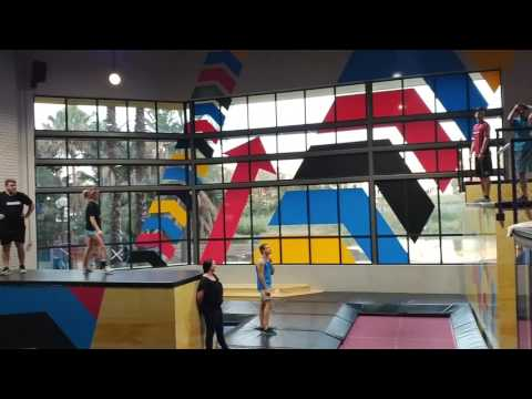 Extreme Exercise |  Bounce Inc, J'borg, South Africa