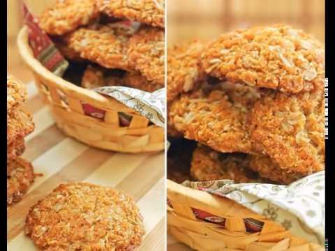Овсяное печенье -