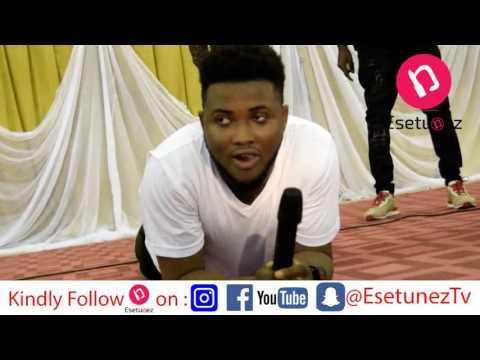 Chinko Ekun Live in AAUA (Adekunle Ajasin University Akungba)
