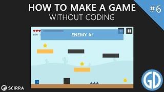 6. Wie man Ein Spiel (Gegner-KI) Konstruieren 2 Tutorial