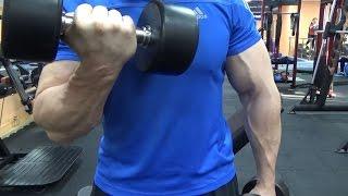 видео Упражнения для тренировки рук