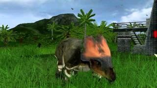 JPOG Protoceratops skin