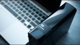 Cheap External Video Storage - WD Easystore 8TB Hard Drive Review
