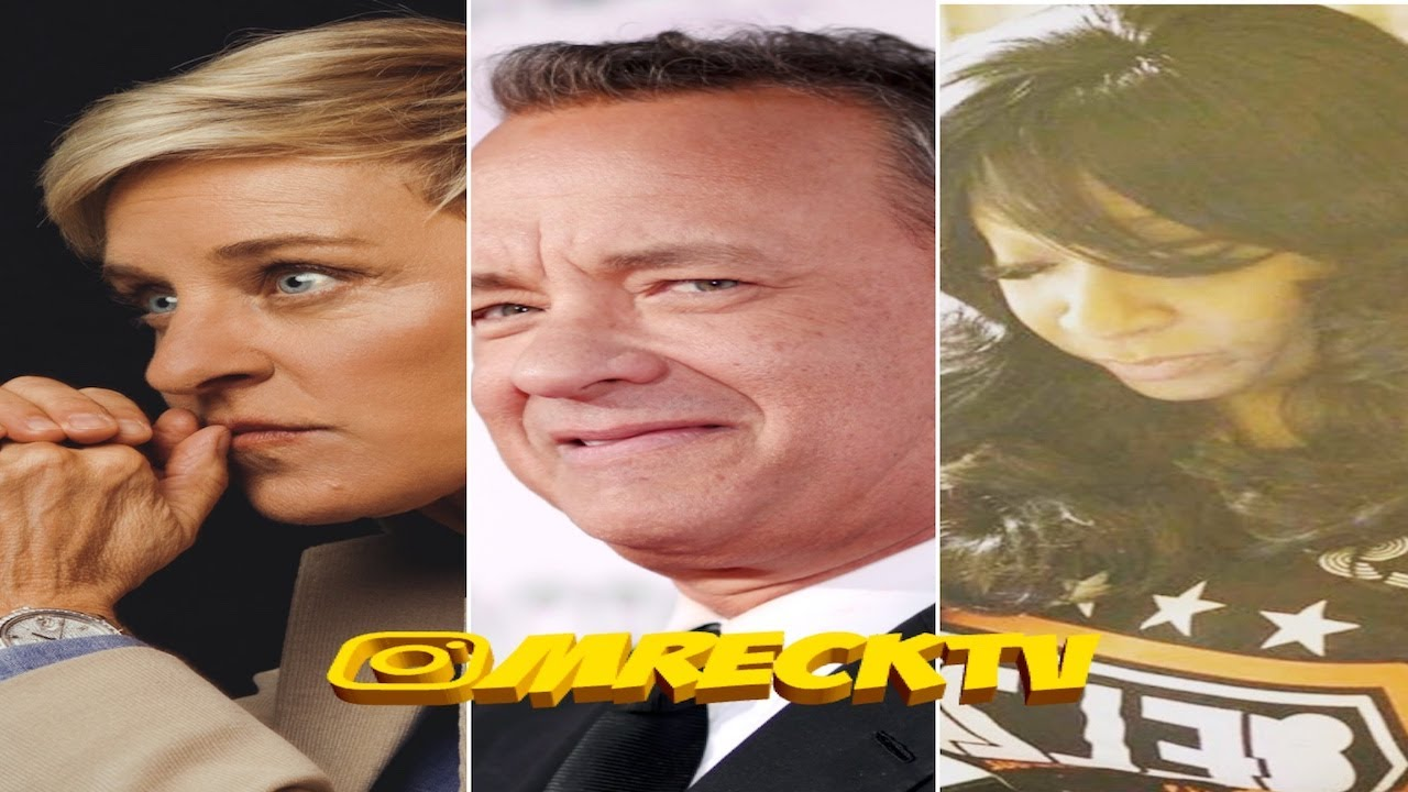 Aminah EXP0SES Tom Hanks/Ellen Degeneres & Everything They Don't Want You To Know?(Full Int