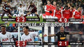 💥Tin bóng đá 17/2 Thăng hoa Arsenal tìm lại chiến thắng, Hazard trở lại Real hòa như thua ở sân nhà