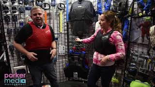 Daily Chat at #TIBS2018 - Spinlock Buoyancy Aids