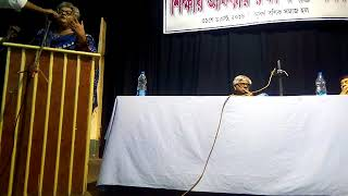 Ayesha Kidwai's speech in convention