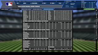 OOTP 19 Reds GM Challenge Episode 12 - 2019 Season Start