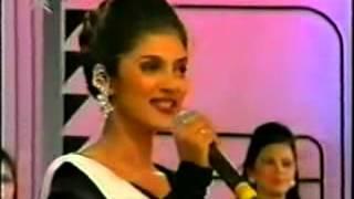 Sushmitha Sen & Aishwarya Rai - Femina Miss India 1994 ( Official Riyo Mori Lovers ) HD