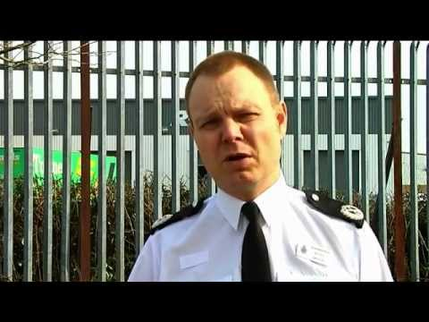 """""""It's More Than Metal"""" Welsh Police Campaign"""