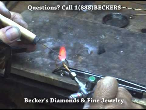 Custom Engagement Ring Designs at Becker's Diamonds & Fine Jewelry West Hartford CT 1-888-BECKERS