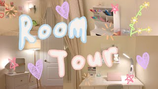 Room Tour (soft pastel aesthetic)