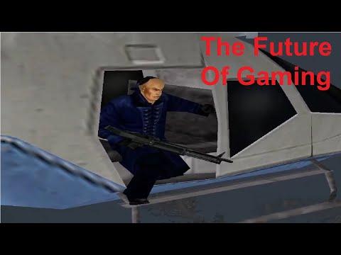 Experiencing The Future In Hitman: Codename 47 |