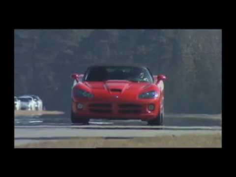 Dodge Viper Motion Picture Film Cars Spain
