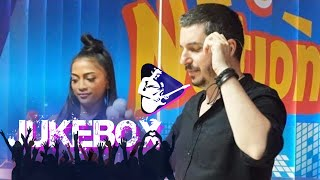 Jukebox &amp Bella Santiago Iubirea Schimba Tot Live Andra Cover National FM