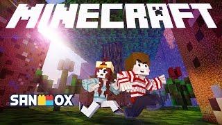 엄청 작아진 도티와 잠뜰, 거대 세상을 탈출하라!! [초미니 스피드런: 마인크래프트] Minecraft - Pixelized - [도티]