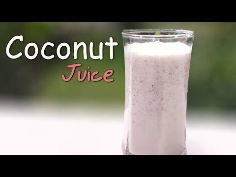 Coconut Juice Recipe | Upwas Recipe | Nariyal Juice | नारियल का जूस | Coconut Juice Recipe in 2 min