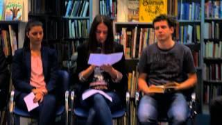 Odiseja, 5. pjevanje: novogrčki -- Odyssey, Chapter 5: Modern Greek