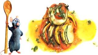 #Рататуй – овощное рагу, тушеные овощи, вегетарианское блюдо французской кухни [LudaEasyCook]