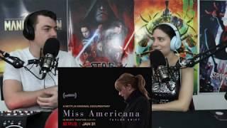 Miss Americana | Taylor Swift Netflix Documentary Review