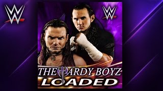 "WWE: ""Loaded"" (The Hardy Boyz) Theme Song + AE (Arena Effect)"