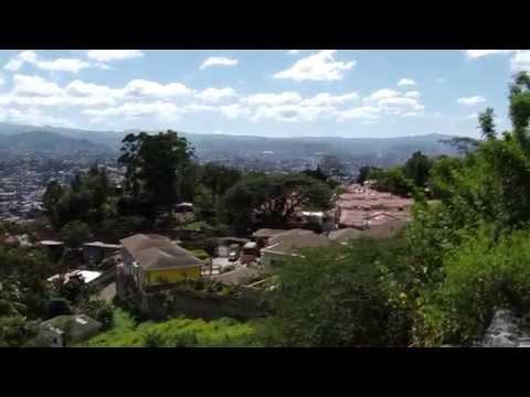 Trip to Central America: El Salvador/Honduras/Nicaragua 2014 in full HD