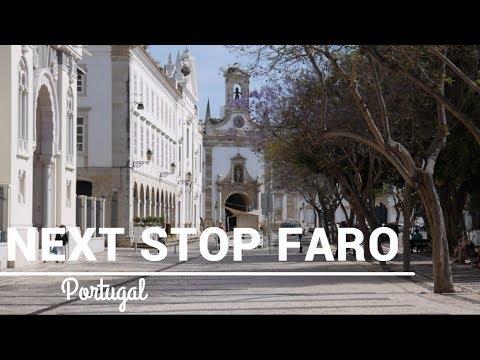 Portugal: Next stop Faro