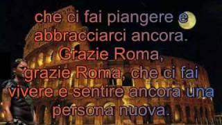 -Antonello Venditti- Grazie Roma