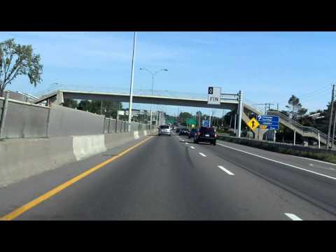 Lanaudière Expressway (Autoroute 25 Exits 17 to 25) northbound